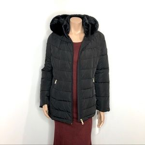NWT CALVIN KLEIN HOODED JACKET